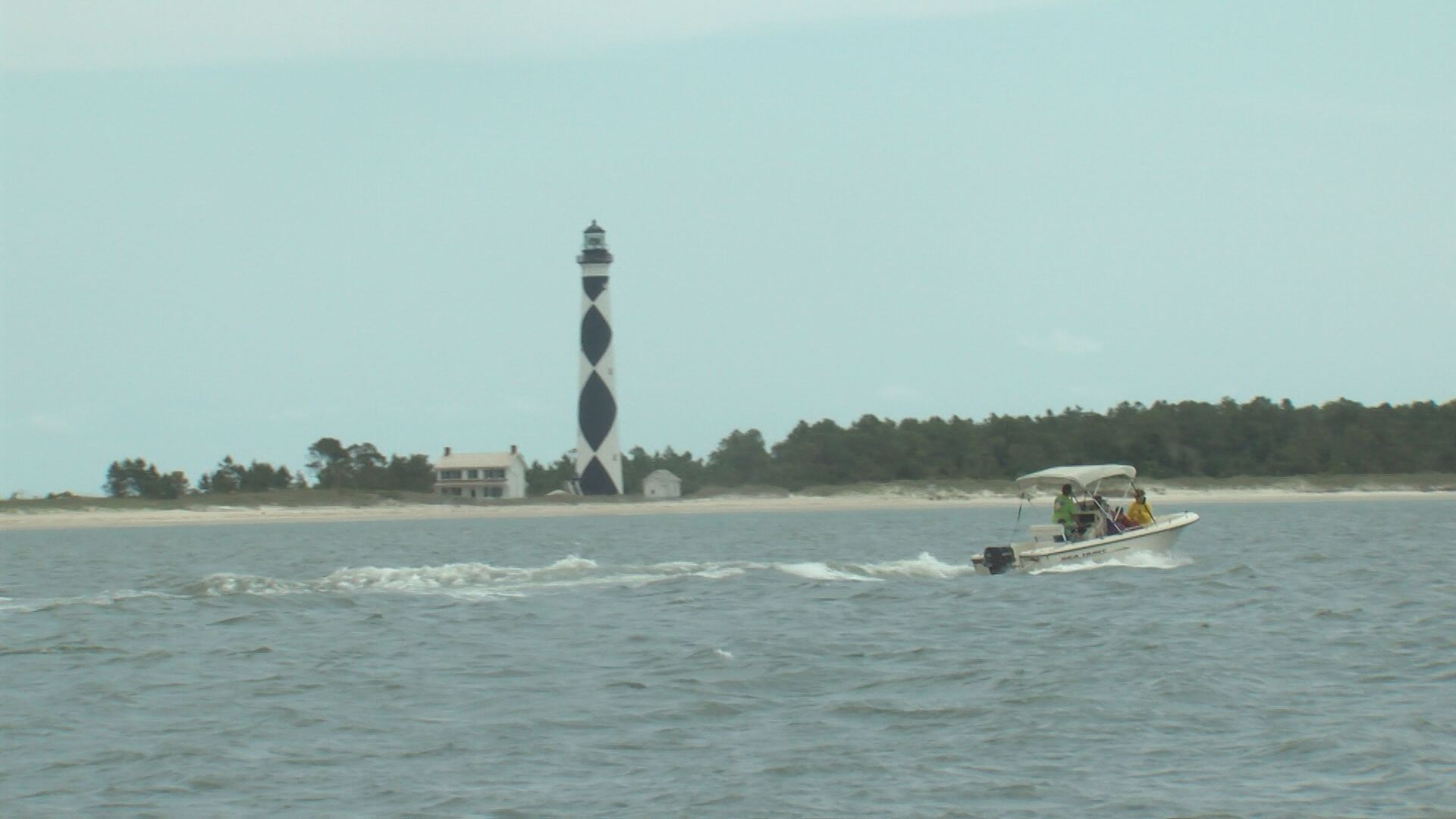 WNCT Lighthouse Tour_ Cape Lookout (Image 1)_12879