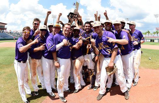ECU wins American Baseball Championship, 9-1 over Houston (Image 1)_12991