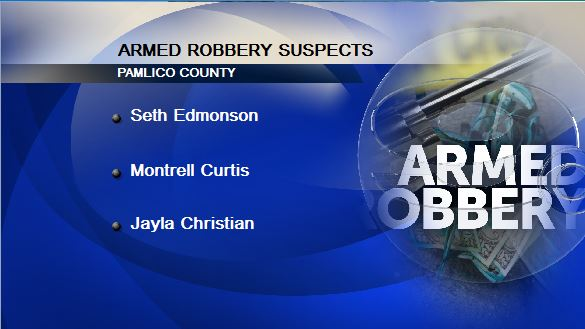 Court appearance ahead for 3 teens charged in Pamlico Co. restaurant armed robbery (Image 1)_3251
