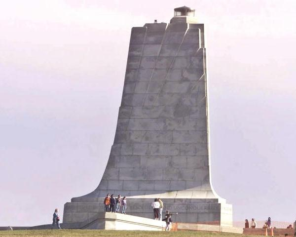 Wright Brothers Memorial (Kitty Hawk)_75081
