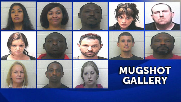 Mugshot Gallery: 13 busted on drug charges in Craven Co