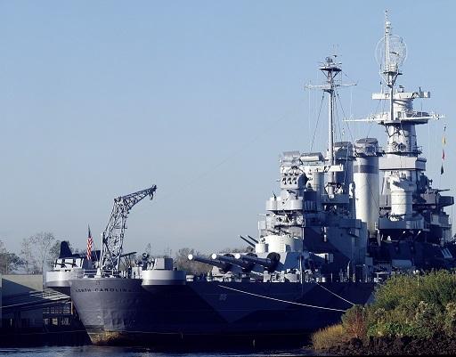 USS North Carolina_127579