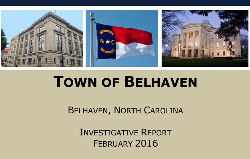 AUDIT BELHAVEN_163678
