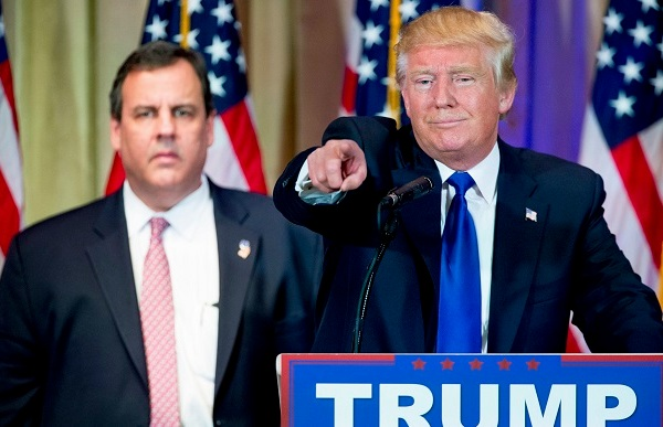 Donald Trump, Chris Christie_177254