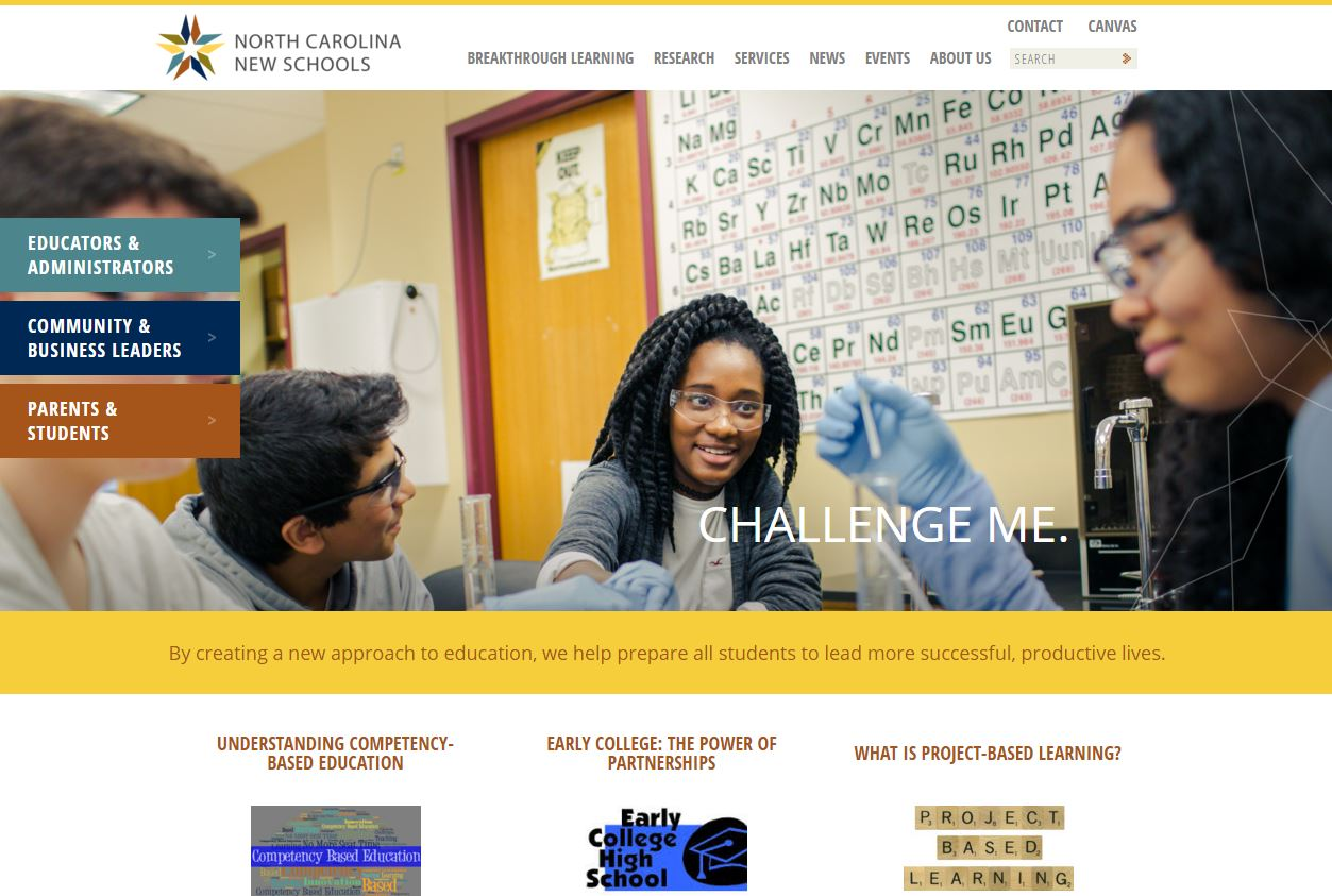 north carolina new schools_206917