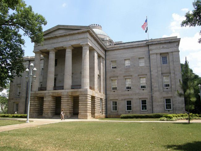 9OYS - Places - North Carolina State Capitol_198573