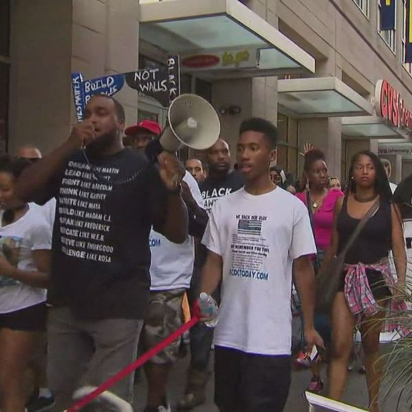 BLM Protest Dallas_250821