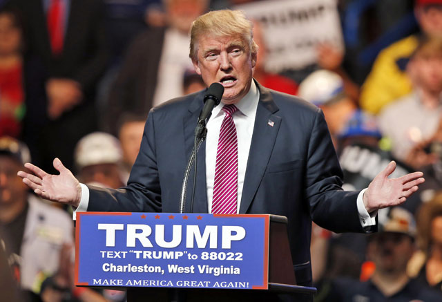 Donald Trump West Virginia_215878