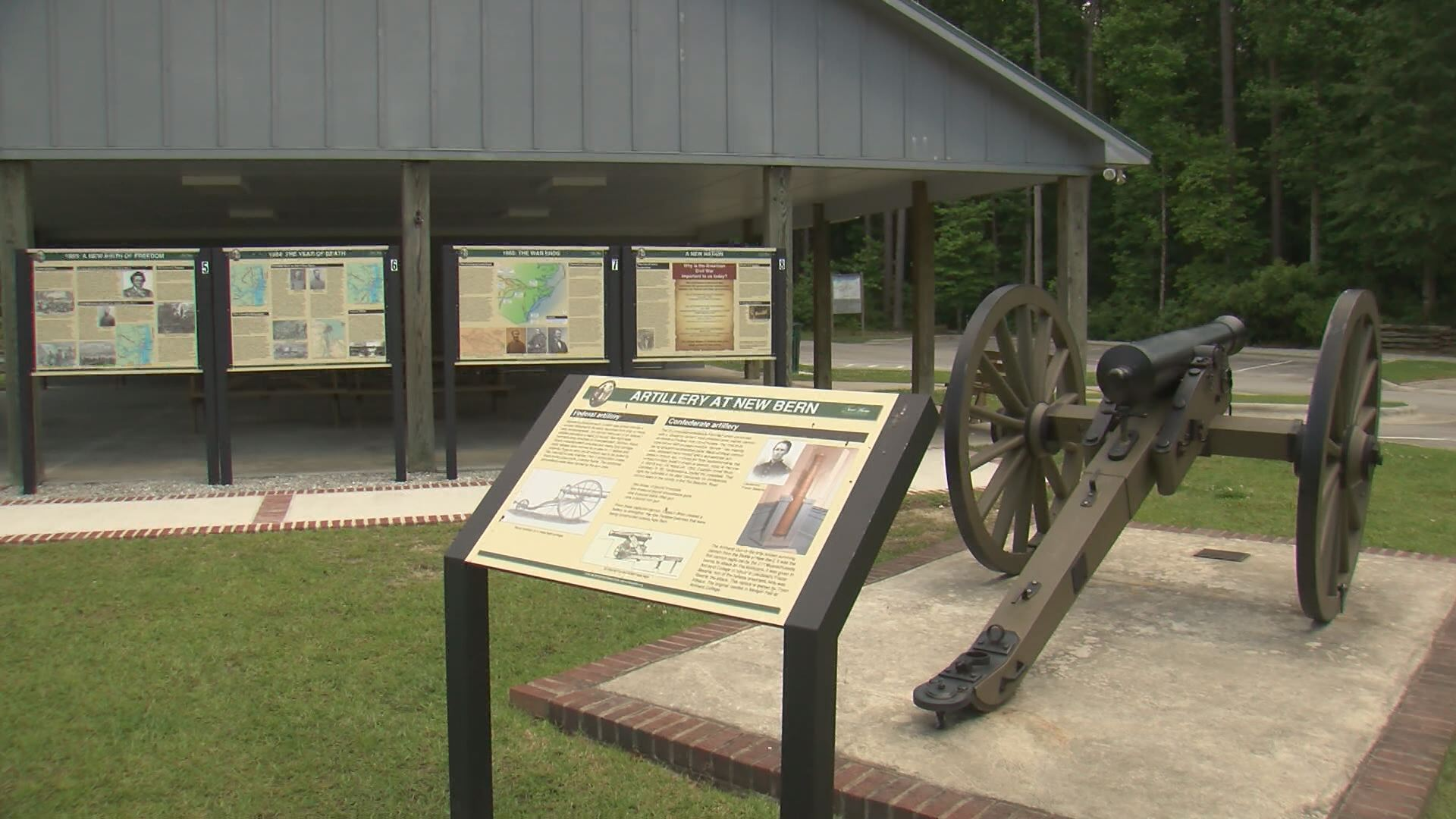 new bern battlefield park_246516