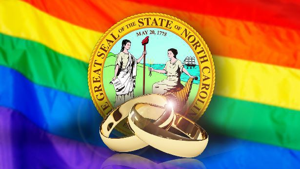 NC Gay Marriage_129210