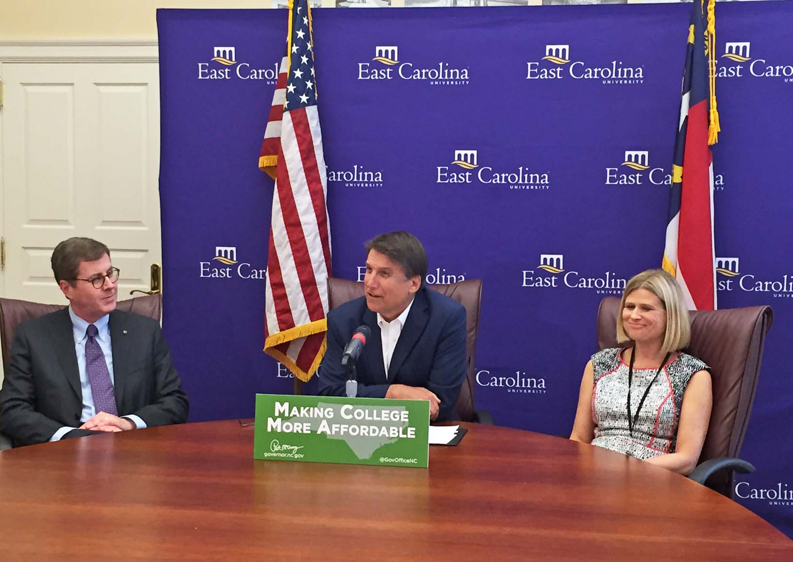 McCrory at ECU_261533