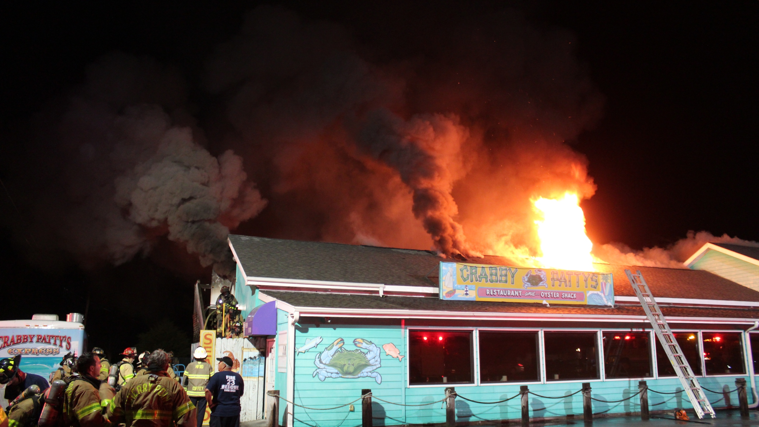 Crabby Patty's fire_266368