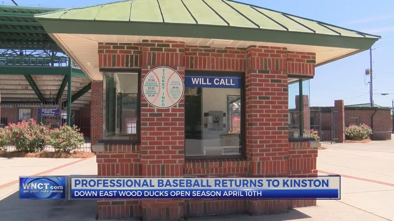 Kinston baseball team's new manager hopes to be part of city's resurgence