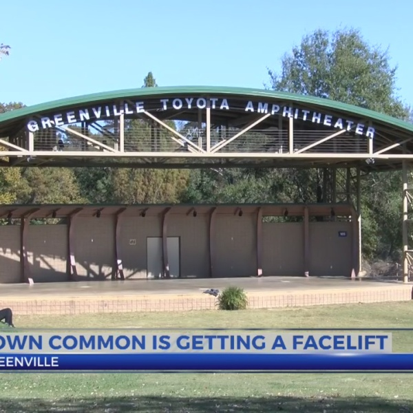 Greenville City Council approves $19M Town Common facelift