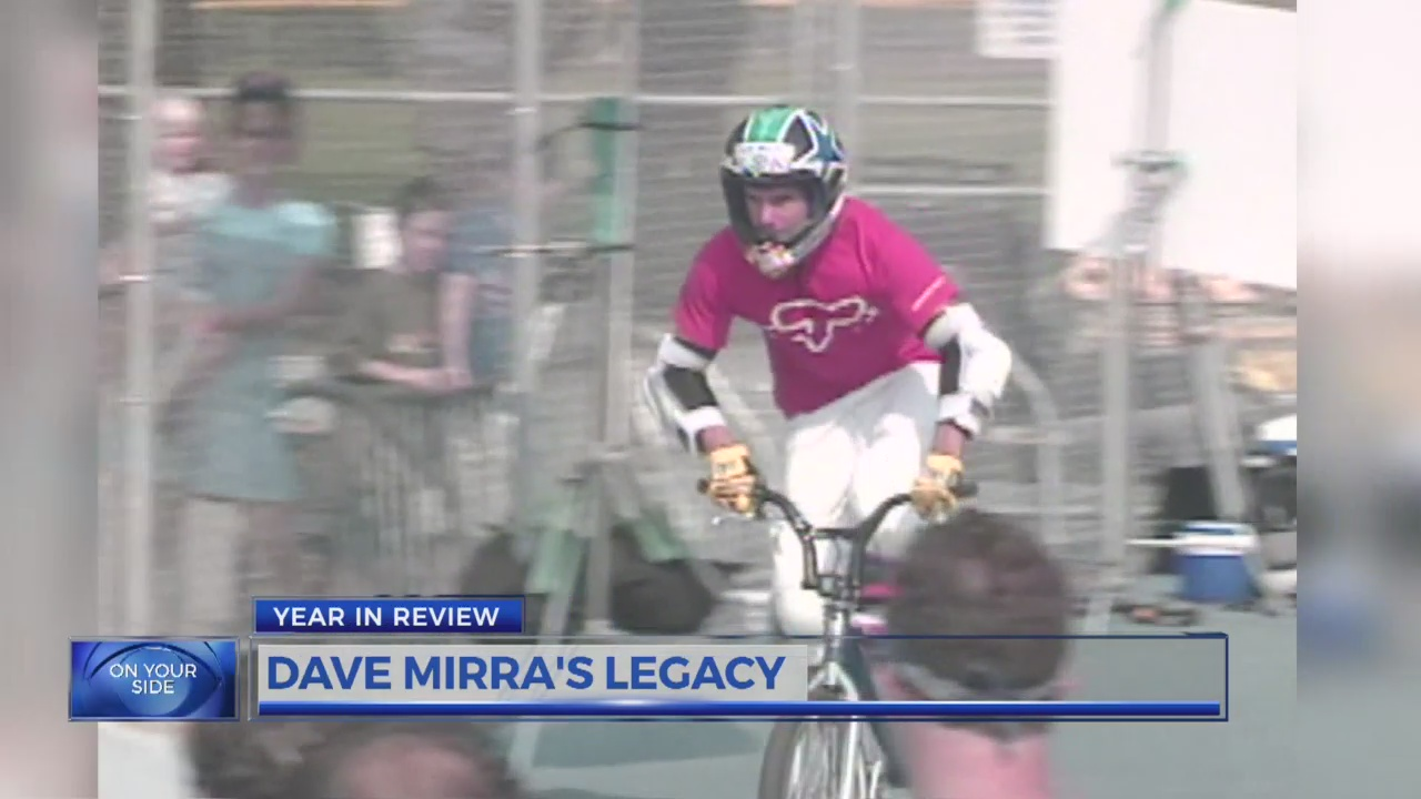 2016 Yearender: A look back at the death of BMX legend Dave Mirra