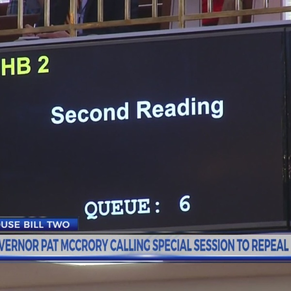 Special session set to possibly repeal HB2, reaction pours in