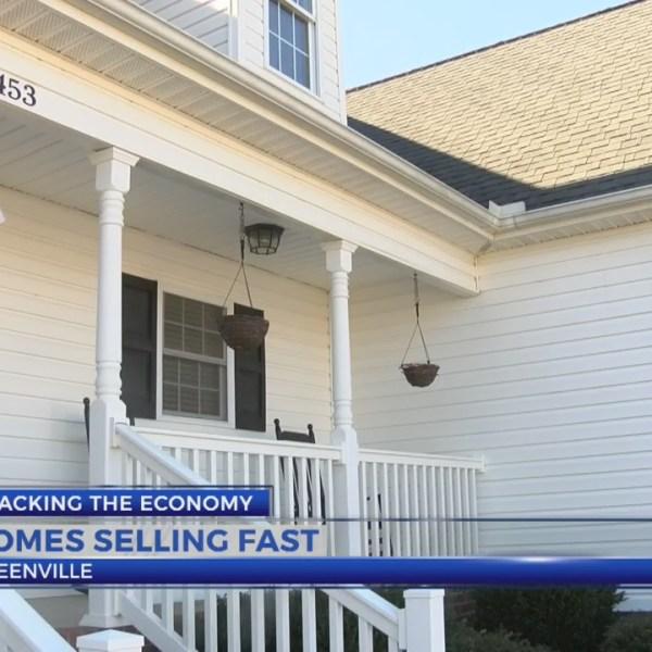 Greenville becoming a seller's market