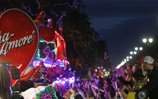 Mardi Gras Parades_358861