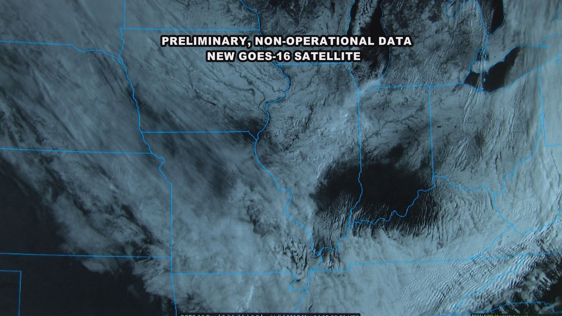 new goes 16 wx satellite_368481