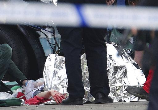 Britain Parliament Incident_373635