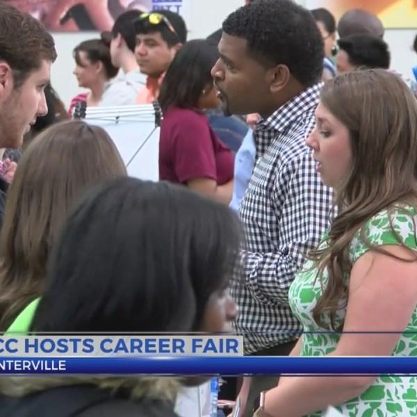 Pitt Community College holds annual Spring Career Fair