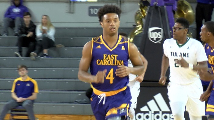 Elijah Hughes ECU Basketball_392171