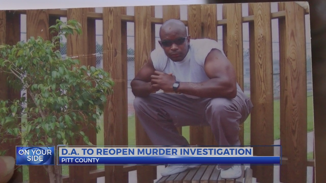 D.A. to reopen Dontae Sharpe murder investigation