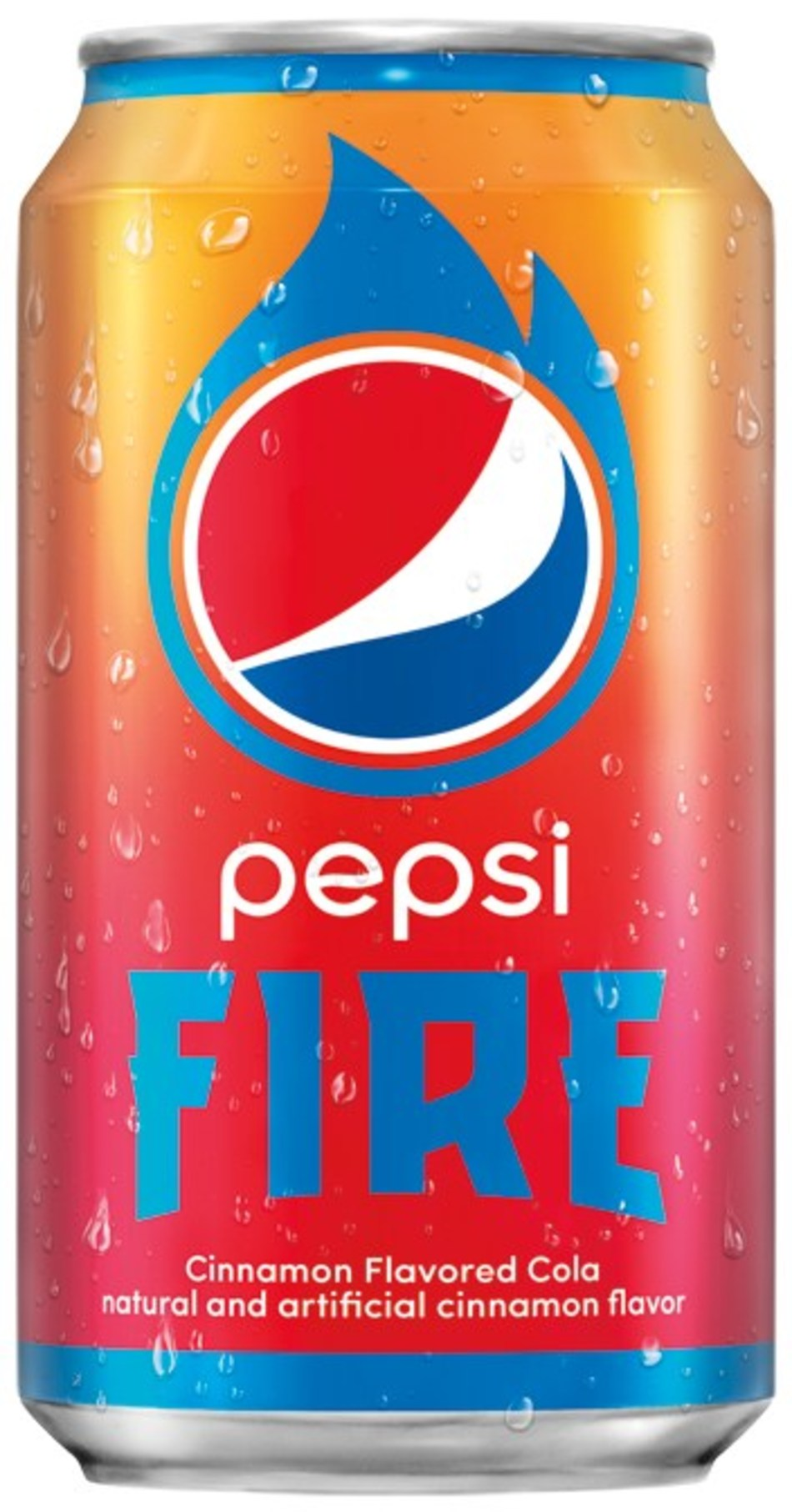 Pepsi Fire Can 12oz_404234