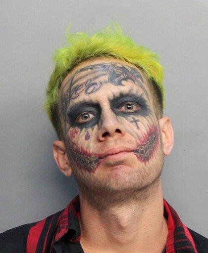 Joker Gun Arrest_410427