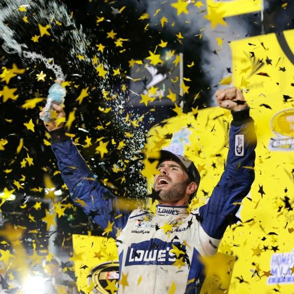 APTOPIX NASCAR Homestead Auto Racing_356307