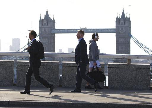 Britain London Bridge Attack_415758