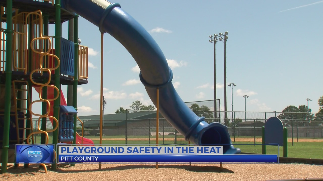 Heat and Playground Safety