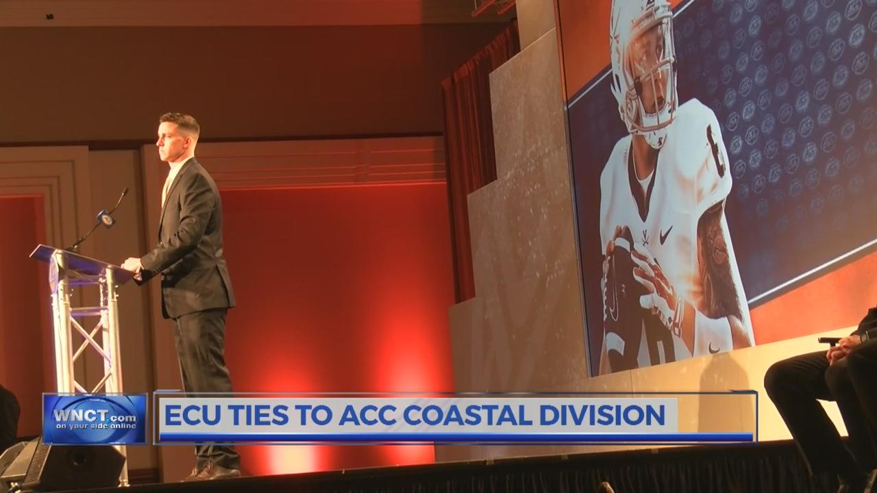 ECU's ties to ACC Coastal run deep