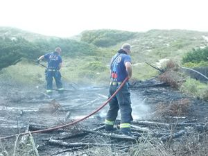 Fort Macon fire-must credit Carteret County News Times_442663