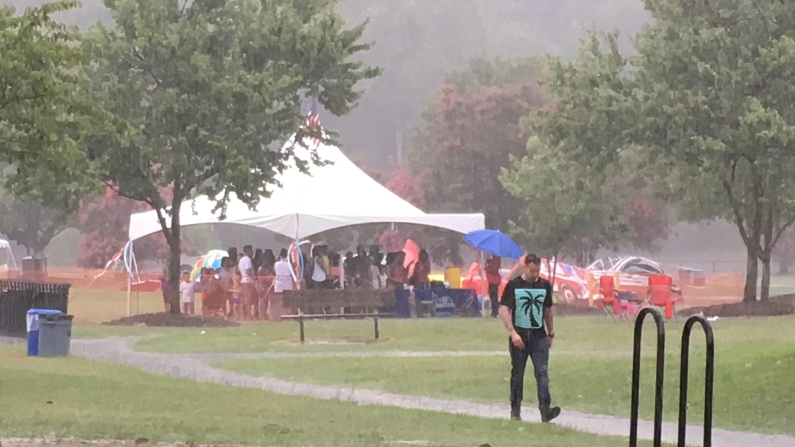 rain at greenville jaycee celebration_432274