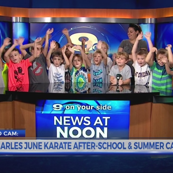 Charles June Karate After-School and Summer Camp Program