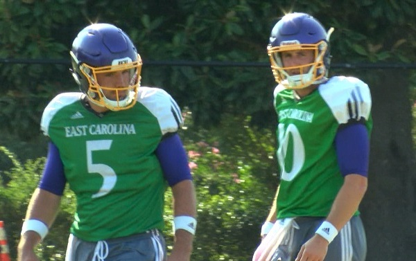 ECU Football Quarterbacks_450244