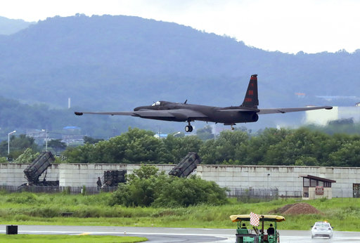 South Korea Koreas Tensions_458088