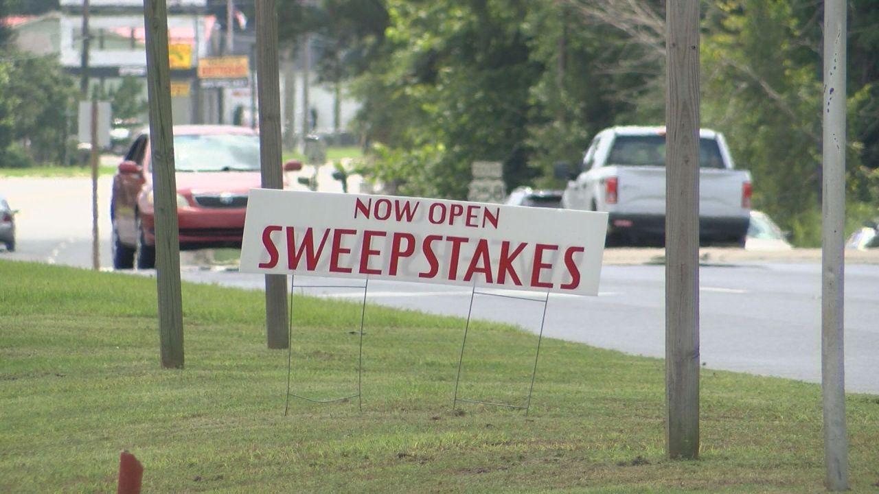 Court ruling allows internet sweepstakes to open temporarily