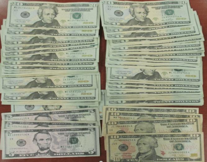 U.S. Currency