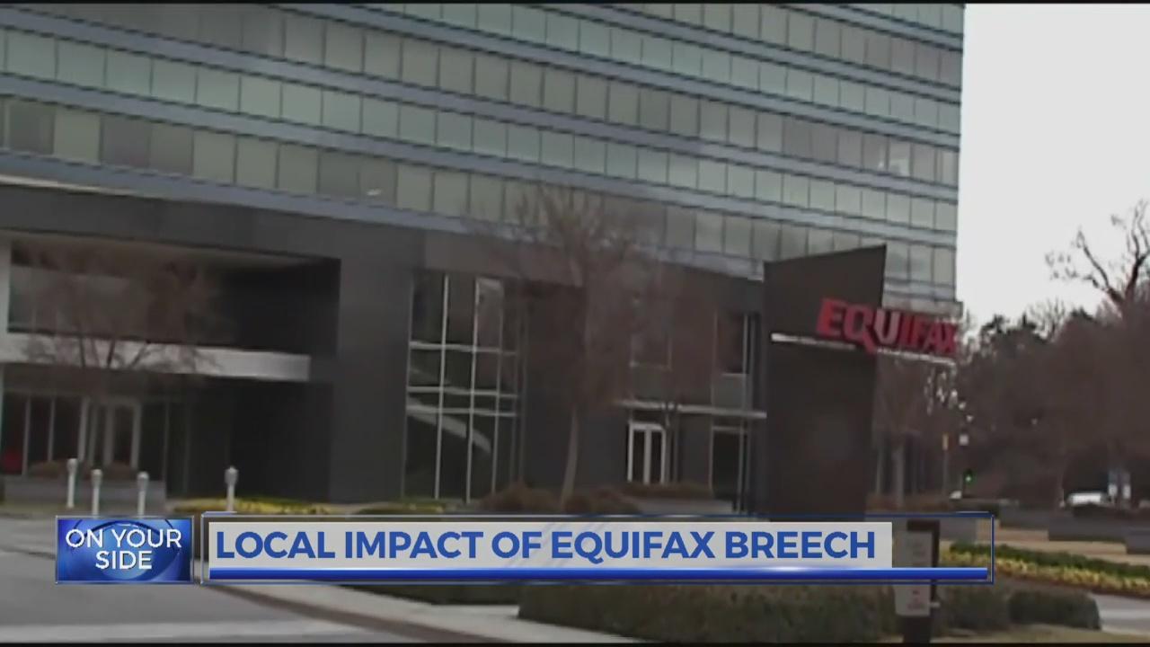 Local Impact of Equifax Breech
