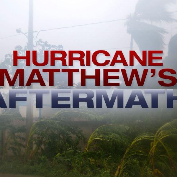 Hurricane Matthew Aftermath_402175