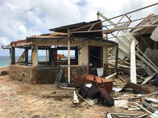 British Virgin Islands Hurricane Irma_473522