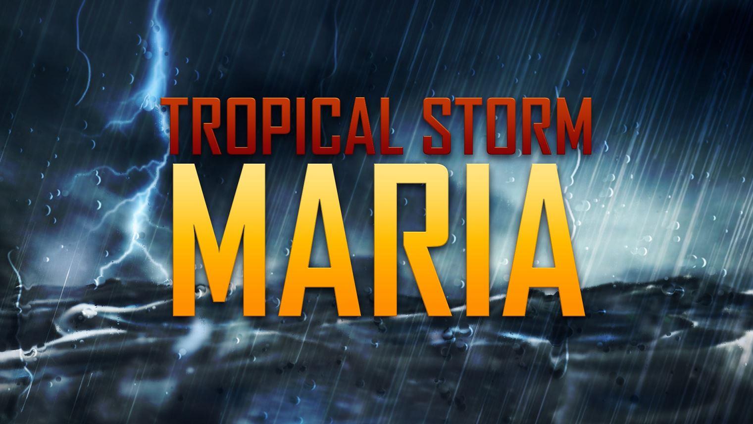 tropical storm maria_478906