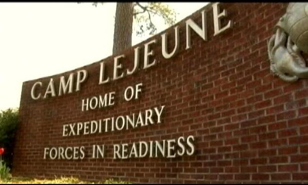 Camp Lejeune limiting entry points after upping security (Cover)_1251