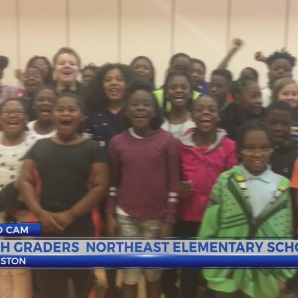 Kid Cam: Northeast Elementary