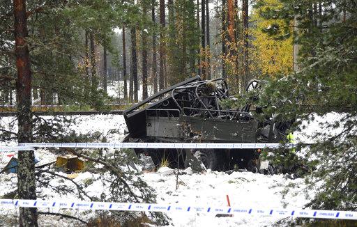 Finland Train Crash_495618