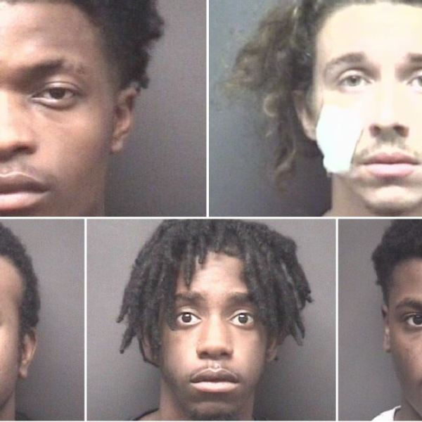 arrests in greenville car chase_498423