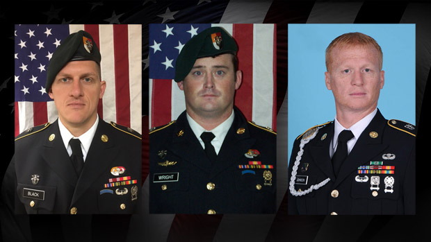 ft bragg soldiers killed niger_485348