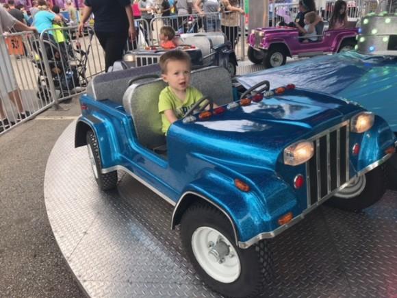 NC State Fair child fall_490621
